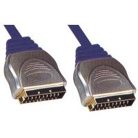 Wholesale Scart male cable for DVD TV Set-top box from china suppliers