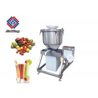 Wholesale Fruit Juice Vegetable Processing Equipment Lemon Apple Spinach Juicer Machine from china suppliers