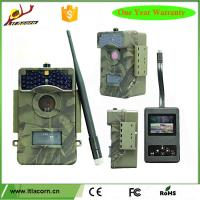 Wholesale New Design 4G 12MP MMS 1080p Night Vision Action Wireless Scouting Trail Outdoor Hunting Camera With SMS Remote Control from china suppliers