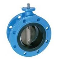 China cast iron 2 ~ 120 Butterfly Valves For Sewage DIN2501 PN10 EN 593 on sale