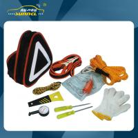 Wholesale Auto Roadside Emergency Tool Kit Car Breakdown Safety Flashlight Booster from china suppliers