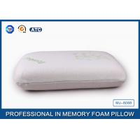 Wholesale Softest Travel Size Classic Memory Foam Pillow Neck Support With High Density from china suppliers
