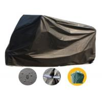 Wholesale Black Waterproof Motorbike Cover Outdoor For Protection 210*55*102cm from china suppliers