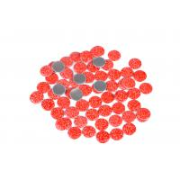 Wholesale Lead Free Loose Hotfix Rhinestones Glass Material 12 / 14 Facets With Multi Colors from china suppliers
