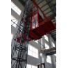 Single Cage Construction Material Hoists 2000kgs 380V 50HZ for sale