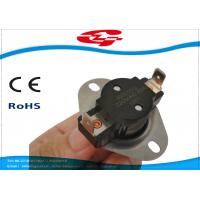 "Wholesale 3/4"" Automatic Reset Bimetal Snap action Thermostat KSD302-242 for small home appliance from china suppliers"