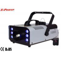 Wholesale Portable 900w Stage Fog Machine Party Smoke Machine With 6*3w 3 in 1 RGB LED  X-026 from china suppliers
