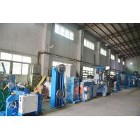China Power Wire And Cable Machinery 380v With High Speed 40~100 (R/Min) for sale