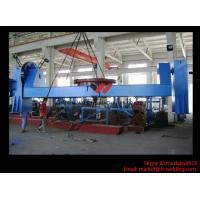 China Head / Tail Welding Equipment Welding Positioner for Tilting and Rotation 600kg Load on sale