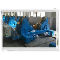 Wholesale Self-aligned Pipe Turning Rolls Bed Tank Pipe Vessel Seam Welding , 80T from china suppliers