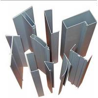 Wholesale Thin Wall Aluminum Extrusion Channel With U / T / I Channel Shaped from china suppliers