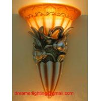 Wholesale High Quality Classic Resin Wall Light from china suppliers