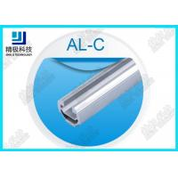 Wholesale Trundle Card Slot Aluminum Alloy Pipe Extruded Seamless Pipe Anodized AL-C from china suppliers