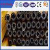 Hot! aluminium radiator heatsink supplier, round shape hollow aluminium heatsinks supplier for sale