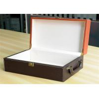 Wholesale Large Colorful Printed Gift Boxes Embossing  , Gloss Finished For Jewelry Packing from china suppliers