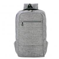 Wholesale Environmental Polyester Laptop Bag Backpack With Laptop Sleeve 28*43*12 Cm from china suppliers