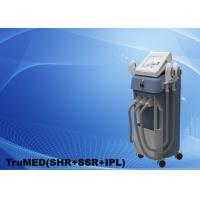 Wholesale SSR IPL SHR Hair Removal Machine TruMED with True Color LCD Touch Screen from china suppliers