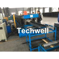 Wholesale High Speed Cable Tray Roll Forming Machine With 18 Steps Forming Stations from china suppliers