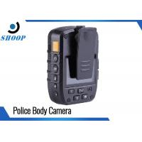 Quality Ambarella A7 Portable HD Body Camera , IR Night Vision Police Officer Body for sale