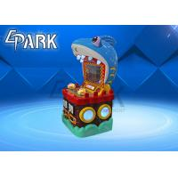China Big Fish Eat Small Fish video game machine amusement park game coin drop machine on sale