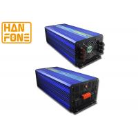 Wholesale 12v 24v 48v DC To AC 110v 220v Off Grid Pure Sine Wave Power Inverter Solar from china suppliers