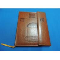 Wholesale Large Format Art Leather Bound Book Printing , offset printing services from china suppliers