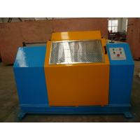 China Ø0.3mm ~ Ø6mm Automatic Wire Take Up Machine For Heat - Treated Fine Wire Drawing for sale