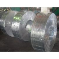 Wholesale Grade 50, 490, SGC, Q195, SGCC, SGCD spangle Hot Dipped Galvanized Steel Strip / Strips from china suppliers