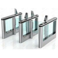 Wholesale Stylish Half Height Turnstile Entrance Gates RFID Card Reader from china suppliers