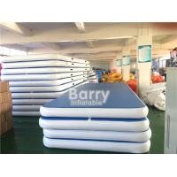 Wholesale Customized Size Inflatable Air Track Gymnastics Mat / Air Track Tumbling Mat from china suppliers