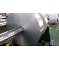 China Cladding Alloy 1050 Heat Exchanger Aluminium Strip Foil For Finned Tubes Fabrication for sale