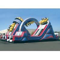 Wholesale Wild One Obstacle Course / Bouncy Obstacle Course / Inflatable Obstacle Course For Kids from china suppliers
