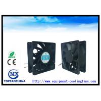 Buy cheap High Temperature -40~+130℃ 12V/24V/48V DC Brushless Fans 120x120x38mm from Wholesalers