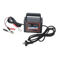 6 Amp Lead Acid Car Battery Charger 12V DC , Hight power