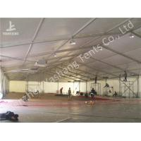 Wholesale Hard Extruded Aluminum tents for parties , 850 gsm Soft PVC Fabric Cover from china suppliers