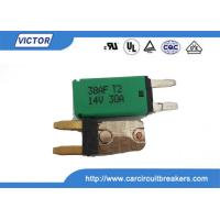 Buy cheap VDE V7AM Thermal Protector Normally Closed / Normally Open Thermal Fuse Color Code from wholesalers