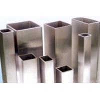 Wholesale Thin Wall Aluminum Extrusion Rectangular Tube / Extruded Aluminum Shapes from china suppliers