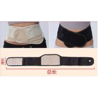 China Far infrared tourmaline self heating clothing waist protective trainers belt on sale