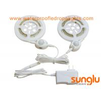 Dimmable Motion Activated Bed Light LED Strip for Bedroom Night Light Amber for Baby for sale
