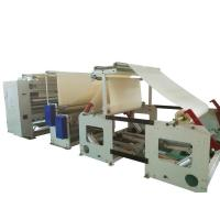 Wholesale Automatic Towel Folding Machine With Embossing Action High Speed Feature from china suppliers