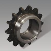Wholesale Stainless Steelball Bearing Idler Sprocket , Precise Metric Roller Chain Sprockets from china suppliers