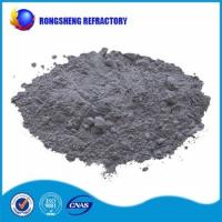 China Insulating Castable Refractory Al2O3 / SiC Steel Fiber Reinforced For Lime Kiln for sale