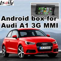 Buy cheap Android navigation box interface for Audi A1 3G MMI video mirror link cast screen from Wholesalers