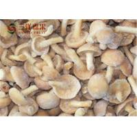 China SANYO Customize Organic Green Food Frozen Mushroom With Rich Nutrition on sale