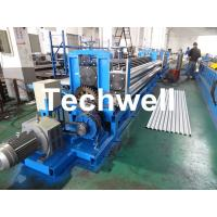 Wholesale Coil Thickness 0.18-0.4mm, High Strength Steel Sheet Horizontal Corrugated Sheet Roll Forming Machine from china suppliers