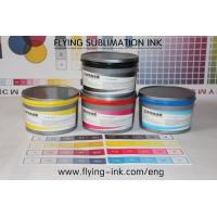 Wholesale FLYING Lithography Dye Sublimation Inks (FLYING SUBLIMATION PRINTING INK) from china suppliers