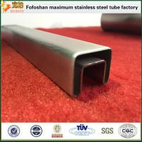 Wholesale 2016 Foshan Stainless Steel Handrail Square Tube Manufacturers from china suppliers