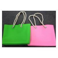 Wholesale silicone shoulder bags for woman ,waterproof beach bags and tote from china suppliers