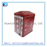 Wholesale metal storage tin/biscuit tin from china suppliers