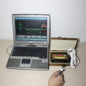China Computor Mini Quantum Resonance Magnetic Body Health Analyzer AH - Q12 on sale